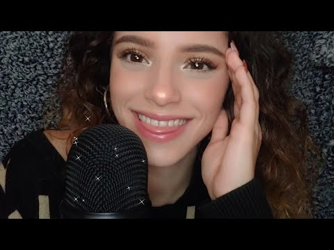 ASMR | Tongue Fluttering✨ (+Mouth Sounds, Hand Movements)  (Aleteo de la Lengua) 😛