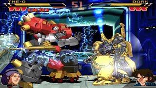 Gundam: Battle Assault 2 Hidden Characters PS1 Gameplay HD