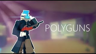 Lets Fun mit Roblox PolyGuns (German Gameplay) Ein Shooter ? krass