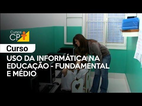 Clique e veja o vídeo Curso Uso da Informática na Educação - Fundamental e Médio