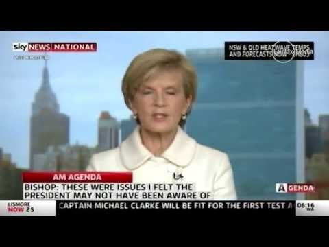 Climate change: Great Barrier Reef is not in danger says FM Julie Bishop