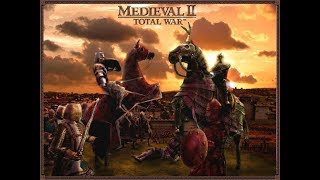 Medieval 2 Total War Live Play - England part 6