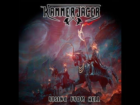 Kammerjäger - Rising From Hell [Full Album] 2017