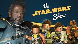 New Rogue One Characters Revealed, LEGO Star Wars: The Freemaker Adventures   The Star Wars Show