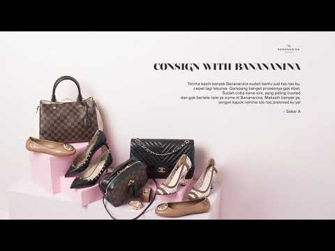 WHAT THEY SAY ABOUT: CONSIGN WITH BANANANINA