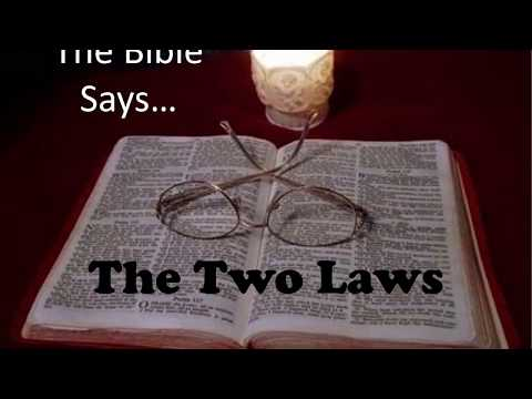21 The Two Laws DVD