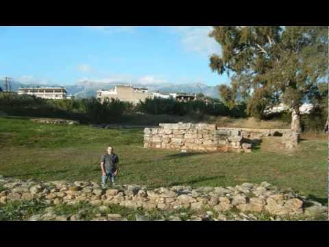 The Sanctuary of Artemis Orthia - Sparta, Greece