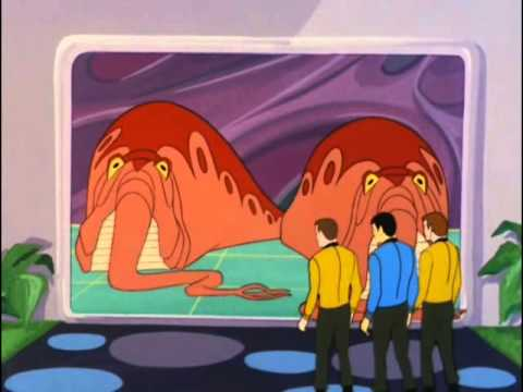 Image result for star trek eye of the beholder animated