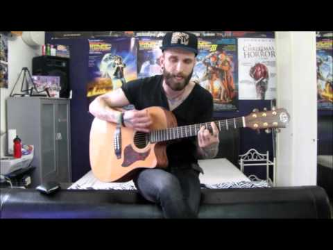 Chris Lewis - Every you every me (Placebo Acoustic Cover)
