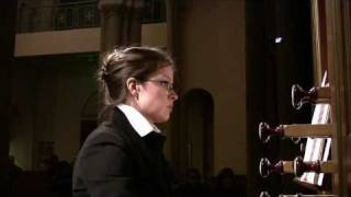 "Maria-Magdalena Kaczor plays J.S.Bach ""Toccata, Adagio & Fugue"" C major BWV 564"