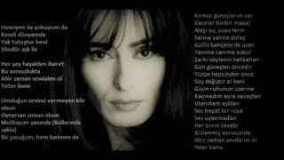 Yıldız Tilbe - İlan-ı Aşk (Orijinal Karaoke)
