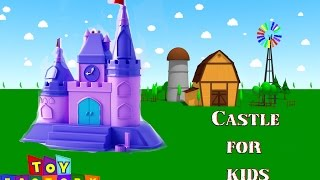 cartoon für Kinder | Schloss cartoon für Kinder, Autos, Kinder | Auto Kinder cartoon