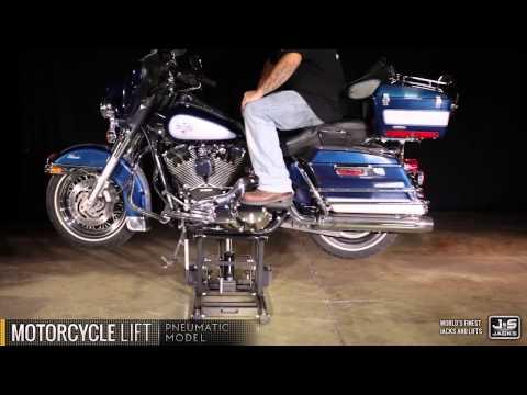J&S Jacks Motorcycle Lift