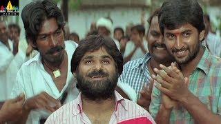 Bheemili Kabaddi Jattu Movie Chalaki Chanti & Dhanraj Comedy | Nani, SaranyaMohan | Sri Balaji Video