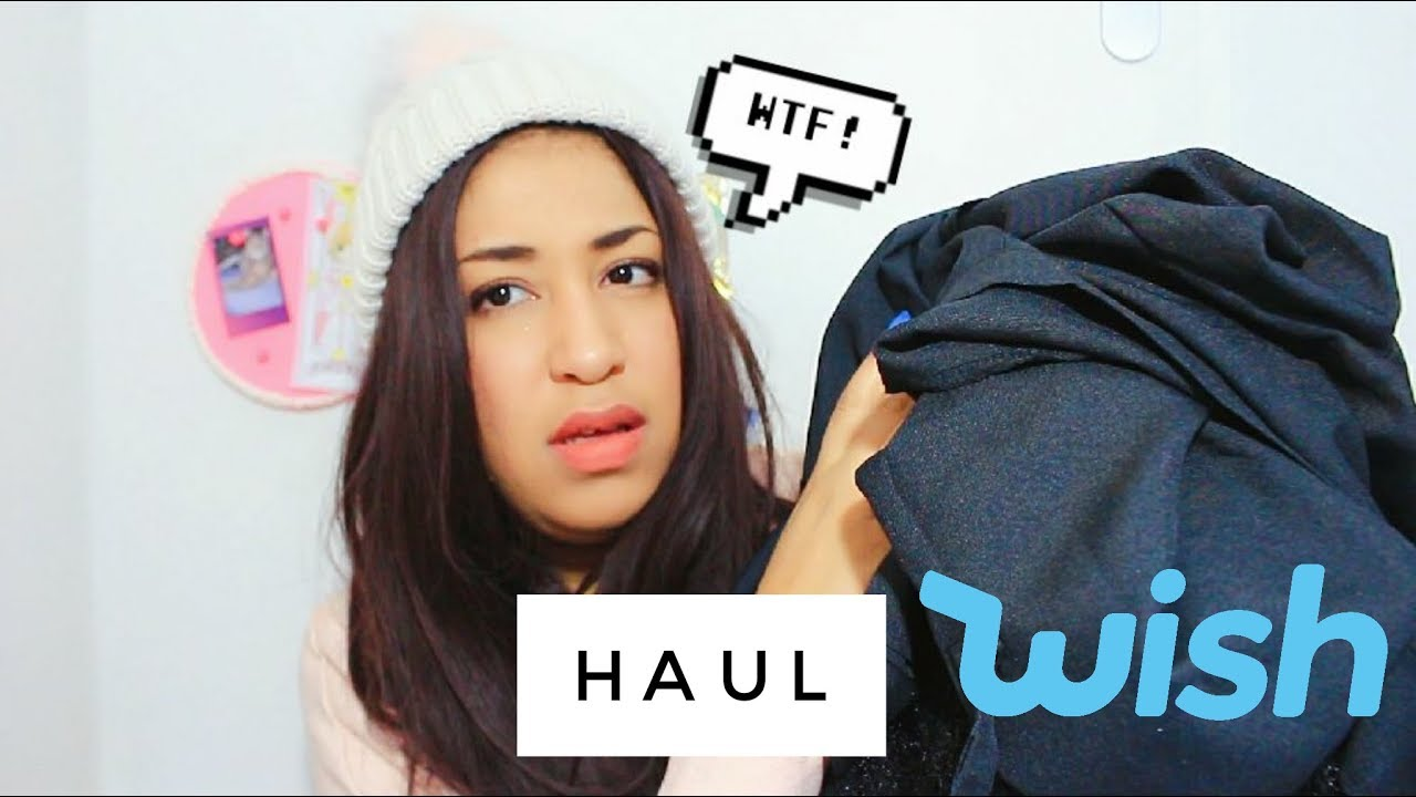 Mon Avis Sur Wish La Deception Try On Haul Youtube