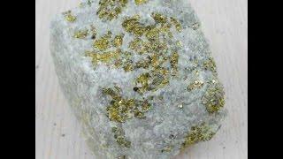 """Moliendo Piedra con Oro Parte 1 """"Recuperación de oro en Cuarzo"""""""