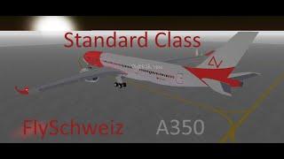 [ROBLOX] FlySchweiz A350 (Standardklasse)