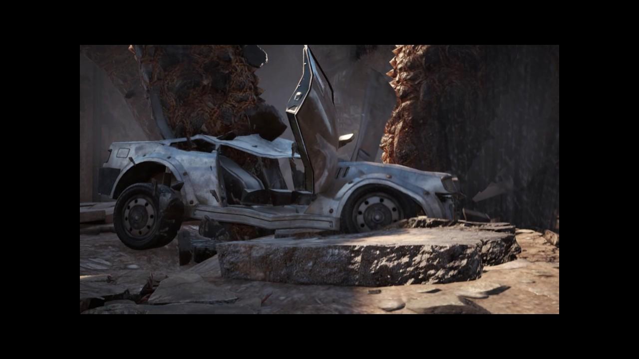 Gears Of War 4 Ultrawide: Ultrawide Gears Of War 4 Campaña Cap 1 60fps