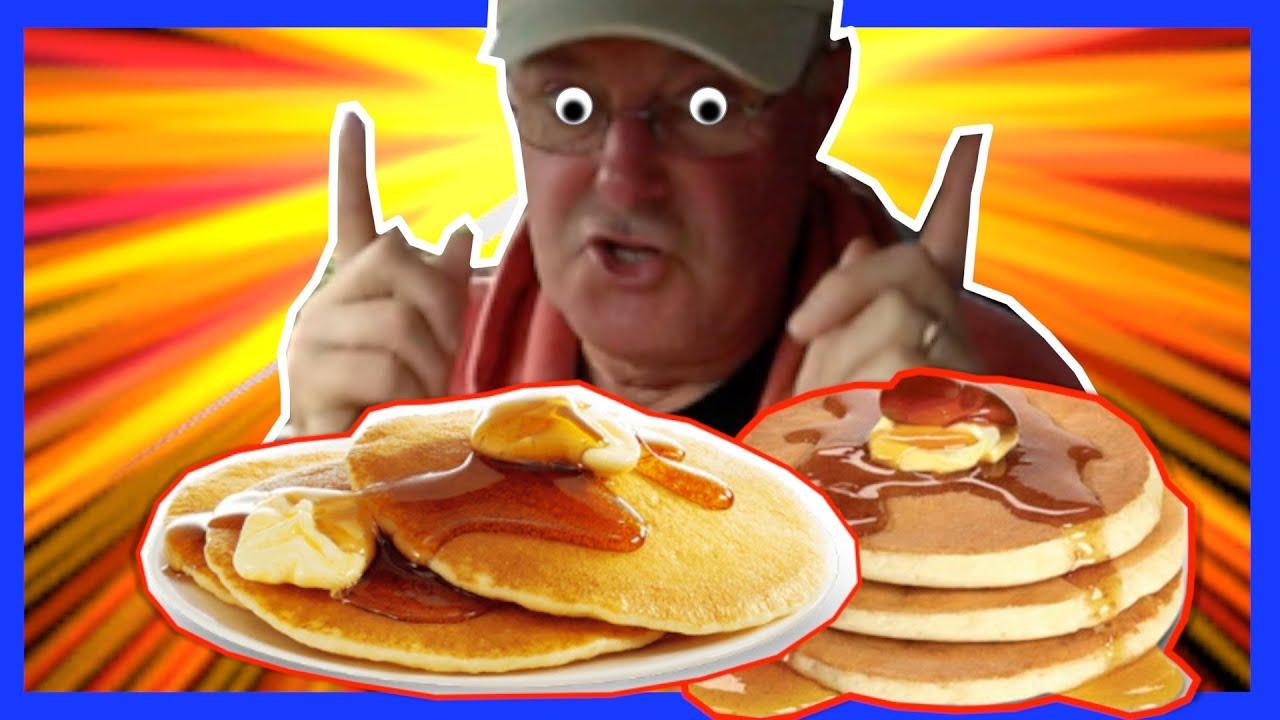 Mcdonalds hotcakes vs burger king hungry jacks pancakes youtube ccuart Gallery