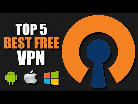 Top 5 Best Free VPN Services (2017)