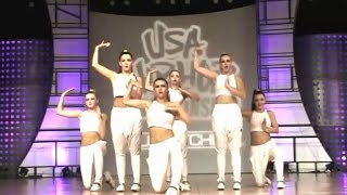 2014 USA Hip Hop Dance Championship - Vibe (Pleasant Grove Utah)