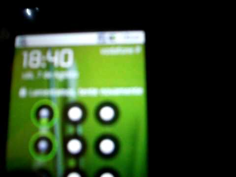 """Vodafone 845 - O ANDROID 2.1 """"lowcost"""""""
