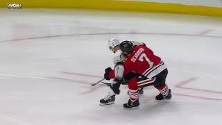 Los Angeles Kings vs Chicago Blackhawks - February 19, 2018 | Game Highlights | NHL 2017/18