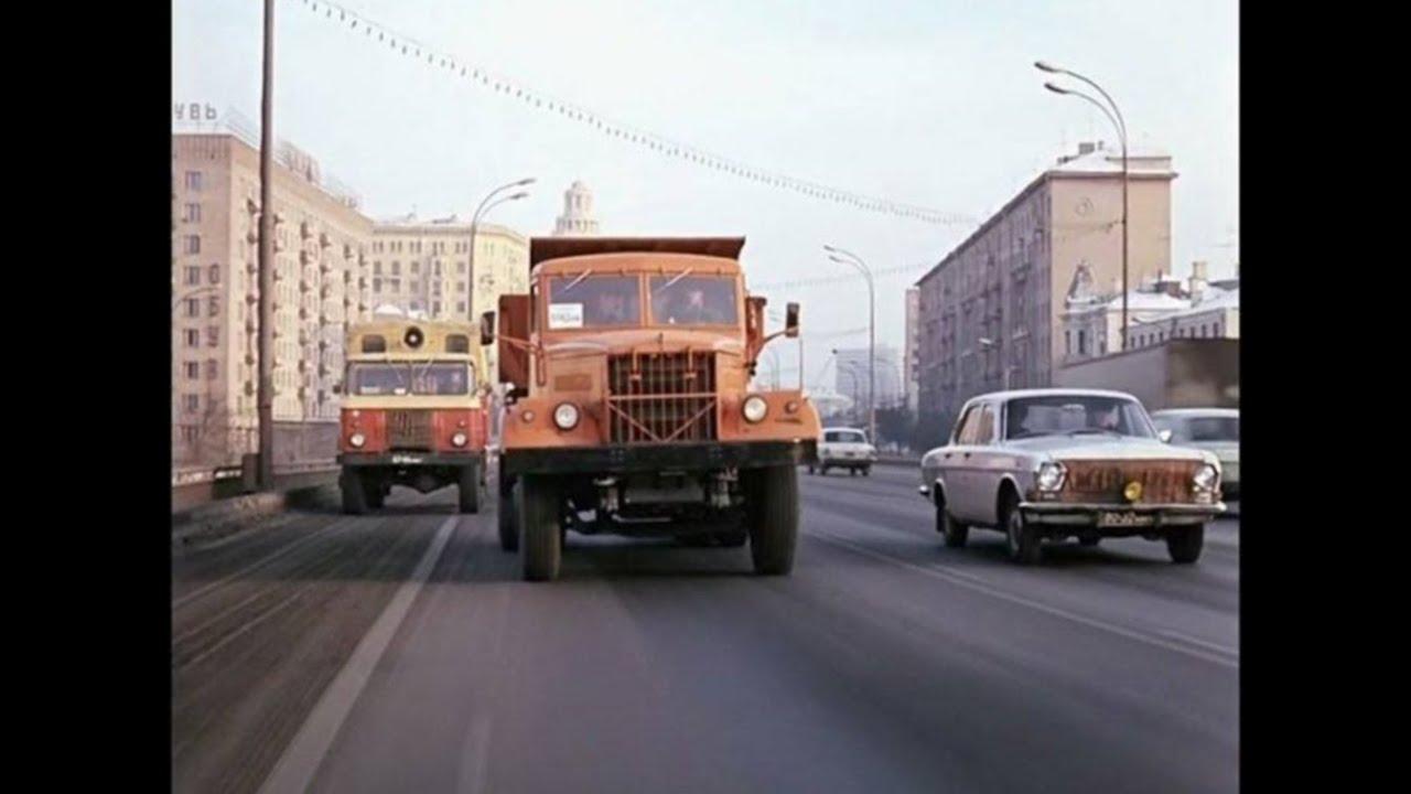 Колеса страны Советов. Были и небылицы. Фильм 4 - Гренадеры битвы за коммунизм