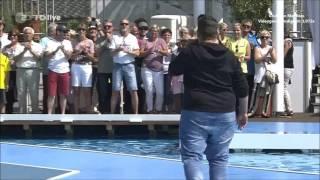 Kerstin Ott - Scheißmelodie - ZDF Fernsehgarten 14.08.2016 - Videogeschwindigkeit: 1,072x
