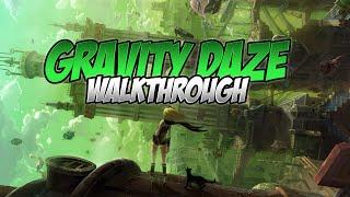 Gravity Daze Remastered Walkthrough | Episode 17: Fading Light