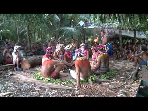 S/V Orbit in Micronesia