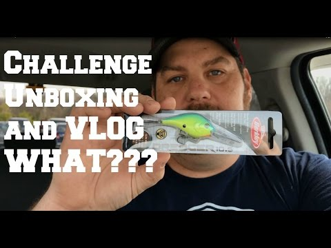 Bass Pro Shops Unboxing and 7 Question Challenge