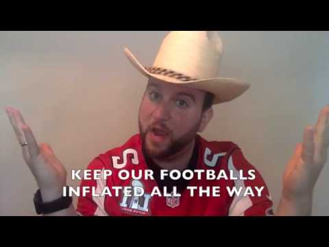 Friends In Low Places (by Garth Brooks) Parody - Atlanta Falcons vs. New England Patriots