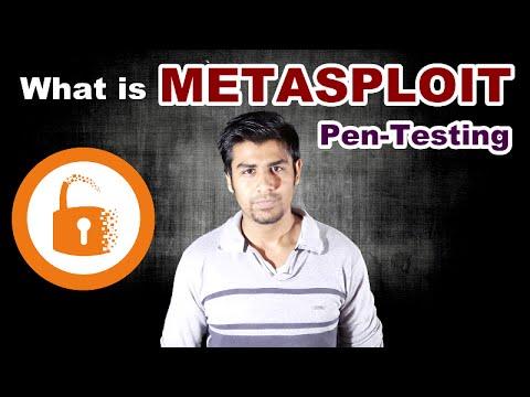 What is Metasploit ?   Why people use metasploit software ? (In Hindi)