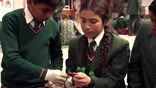 Nepal Prakriti Pathshala - Short film about Interactive Environmental Education