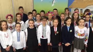 День української писемності та мови в спеціалізованій школі #307
