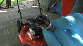 What's Wrong with the Trash Picked Lawn Mower? thumbnail