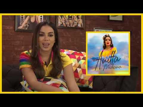 Anitta live MEDICINA | Lançamento Mundial