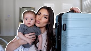 What I ACTUALLY used in my Hospital Bag + Postpartum Essentials!