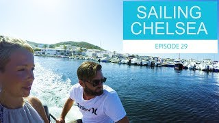 Ep 29 - Sailing Chelsea - Will our Keel be Ok?