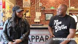 Crystal Caines-: HITPmusic.com Interview (Harlem, A$AP Ferg,