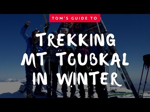 Tom's Guide - Winter Toubkal Trek in Morocco