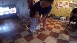 Sophia's First Steps