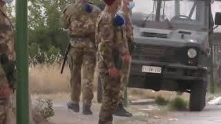 Военнослужащие итальянской армии
