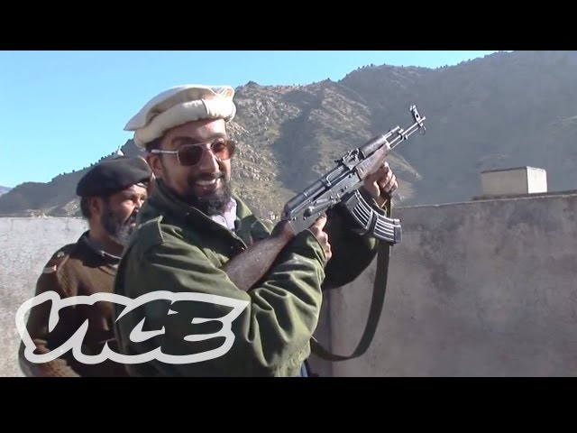 The Gun Markets of Pakistan Travel Video