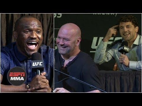 UFC 235 press conference highlights | ESPN MMA