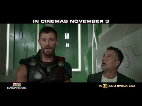 Thor: Ragnarok | Revengers | Tamil Promo | In Cinemas November 3