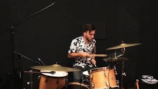 """Download Lagu """"New Light"""" by John Mayer (Drum Cover) Mp3"""