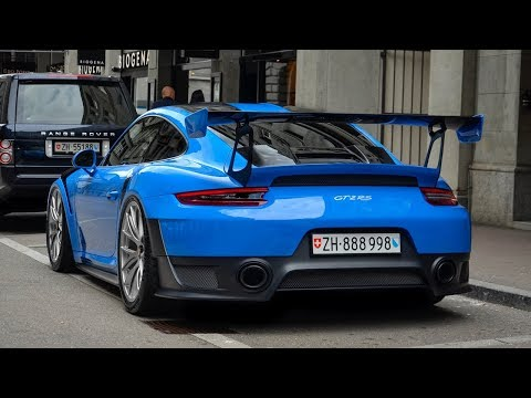 Porsche GT2 RS Exhaust SOUND! REVS, Driving Scenes & Accelerations!