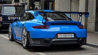 Porsche GT2 RS Exhaust SOUND! REVS, Driving Scenes & Accelerations!